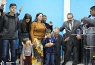 Pr. Jairo Américo é empossado como dirigente da igreja de Ribeirão Vermelho