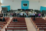 Pais foram homenageados pelo seu dia no segundo domingo de agosto
