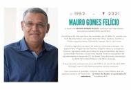 Nota de Falecimento: Irmão Mauro Gomes Felício