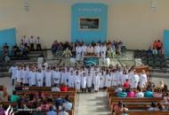 Batismo nas águas - Setembro/2019
