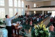 'Manhã com Deus' reúne jovens no feriado de 7 de setembro