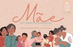 Departamento Infantil realizará live especial de Dia das Mães no sábado 8/5