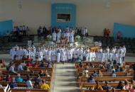 Batismo nas águas - Abril/2019